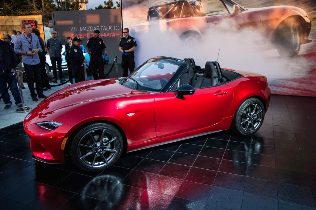2016 Mazda Miata Price and Release date