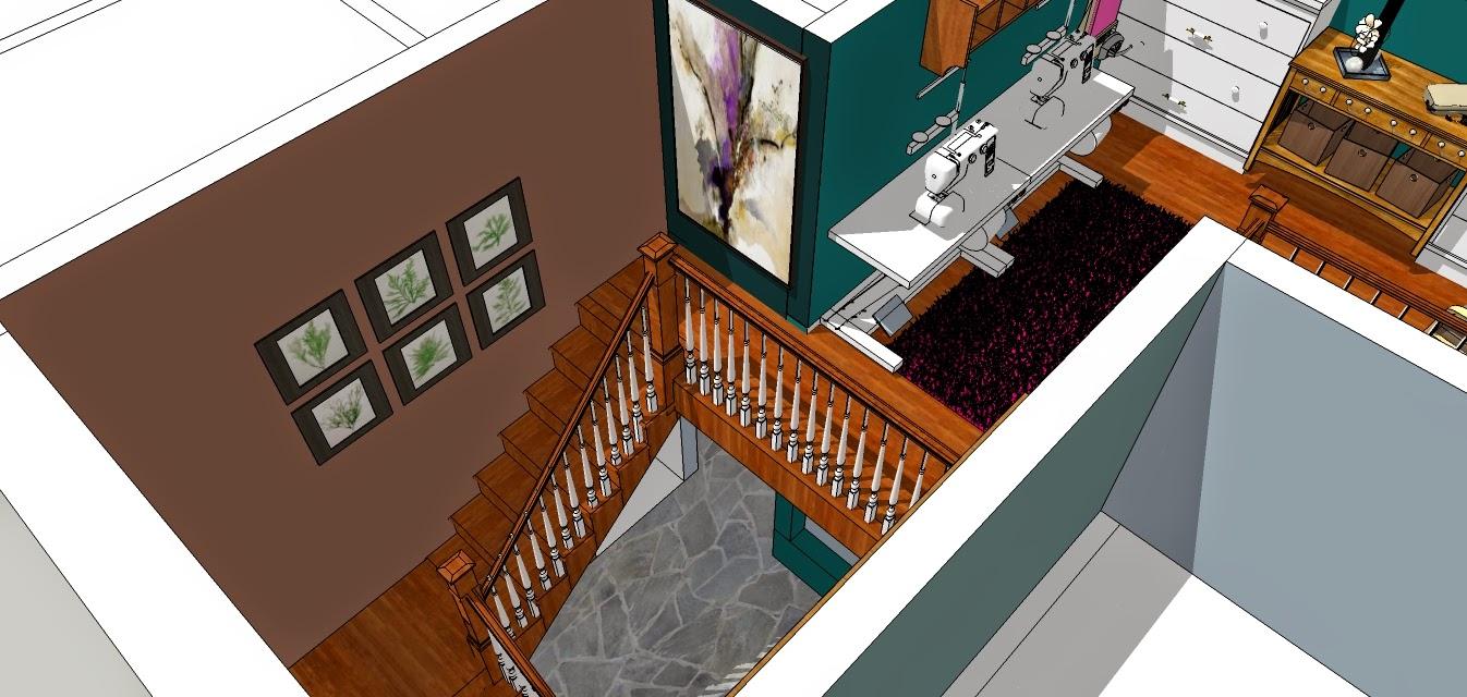 Loteng Rumah Teres Setingkat | Design Rumah