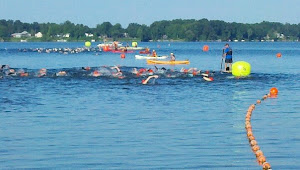 Delta Lake Swim