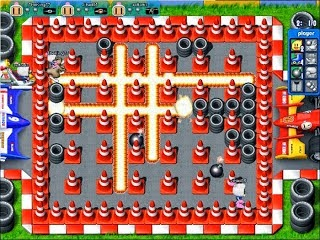 game PS1 Bomberman World