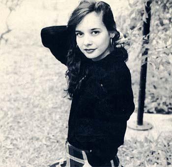 Daniela Perez, filha de Gloria Perez assassinada por Guilherme de Pádua