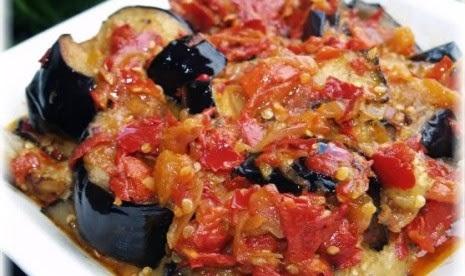eggplant balado