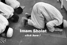 Agenda Imam Sholat