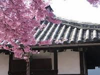 長徳寺の門前