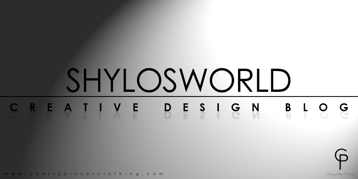 Shylo's World - Creative Design Blog