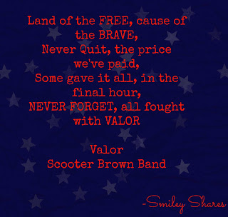 Scooter Brown Band Valor Lyrics