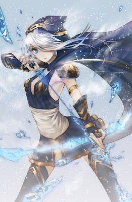 Ashe Manga Anime
