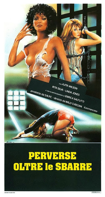 Hell Behind The Bars (Perverse Oltre Le Sbarre) (1984)