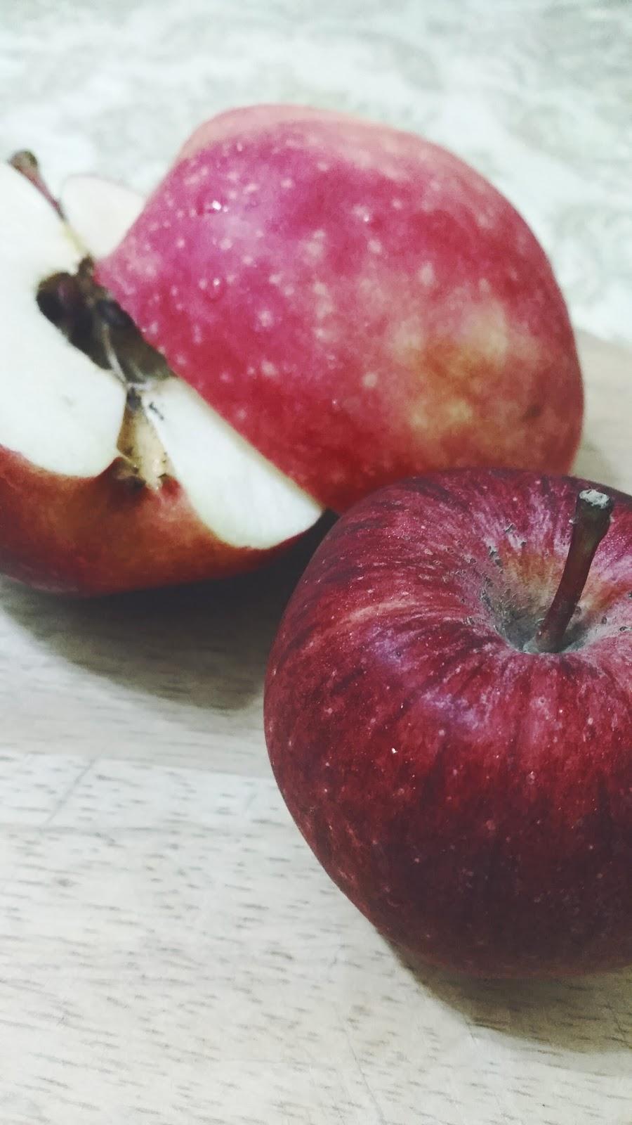Tragedi buah epal