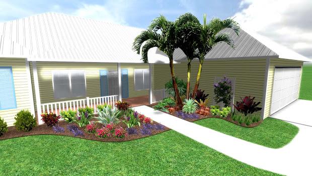 landscape design in south florida