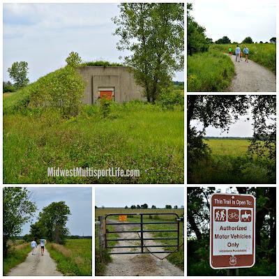 Hiking: Midewin National Tallgrass Prairie