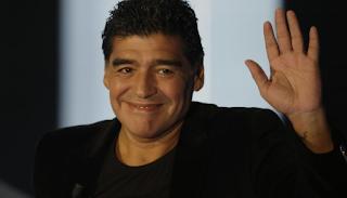 "Diego Armando Maradona in Albania to Inaugurate ""Loro Boriçi"" stadium"