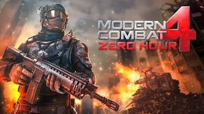 Modern Combat 4 Apk İndir