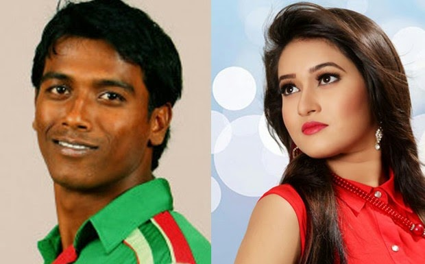 photo of Actress Happy & National  Cricket Player Rubel Scandals of Bangaldesh