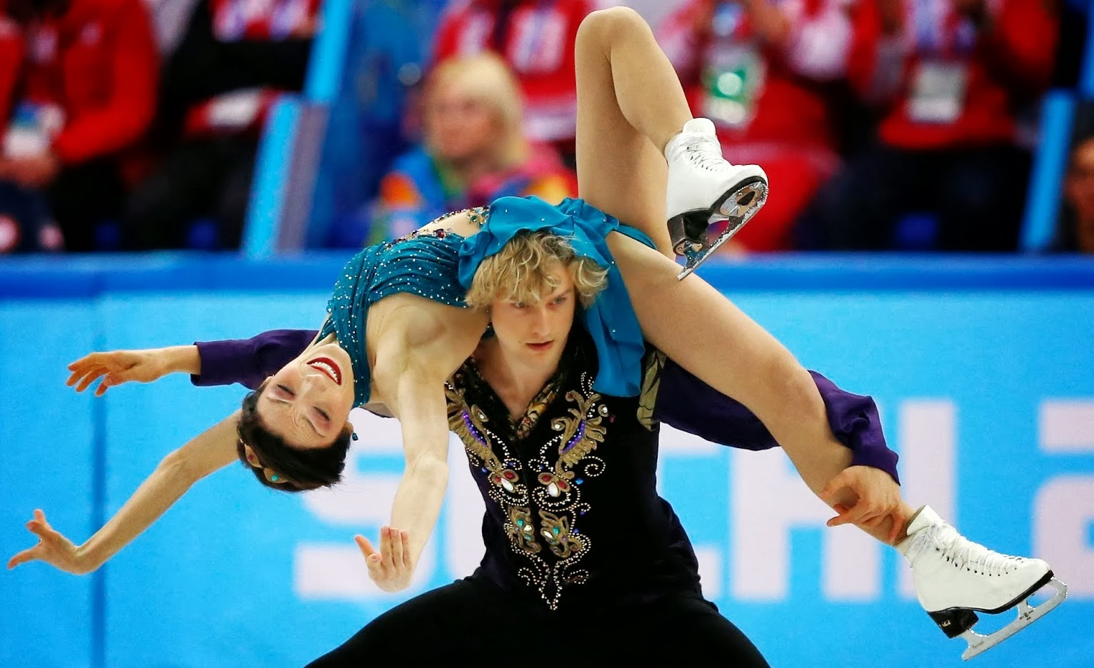 arabian nights,ice skating,olympics 2014