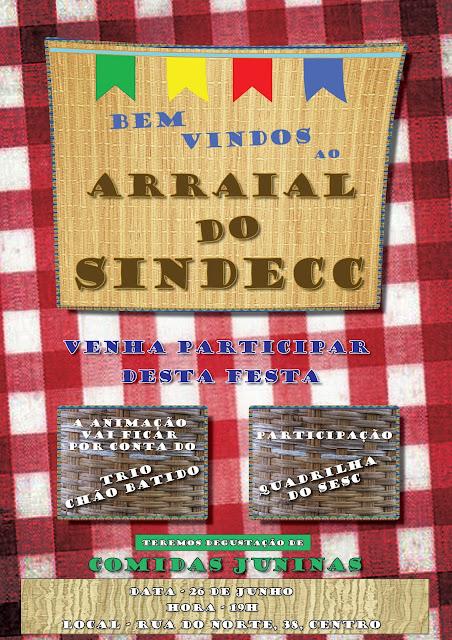 ARRAIAL DO SINDECC