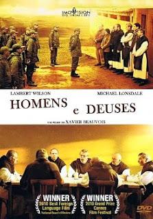 Filme Poster Homens e Deuses DVDRip XviD Dual Audio e RMVB Dublado