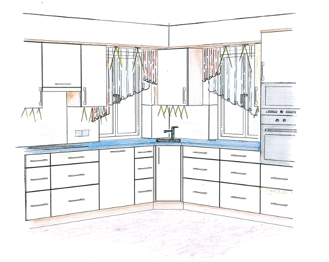 kuche zeichnen download und zeichnen sich in dieser kche mit ein bild fr ihre kche knnen sie. Black Bedroom Furniture Sets. Home Design Ideas