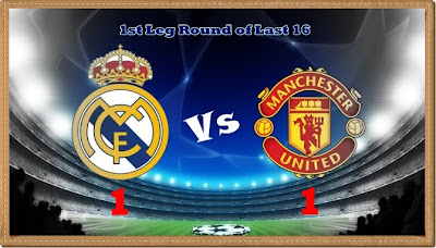 analisis ulasan komen perlawanan manchester united vs real madrid 2013 uefa champions league,pengadil berat sebelah