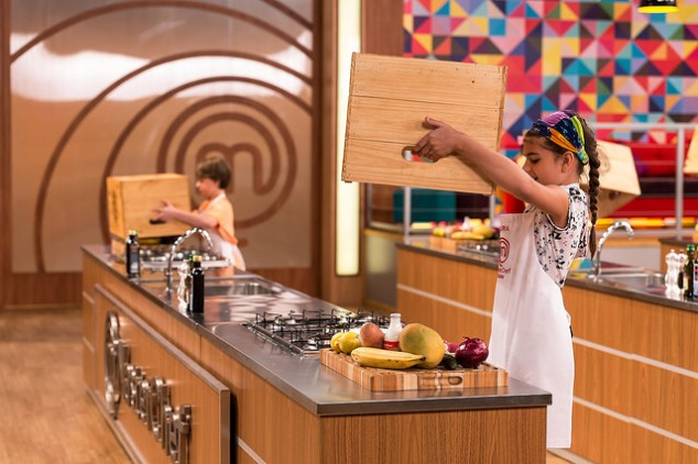 Na prova de eliminação, crianças precisarão reproduzir receita da chef Paola Carosella (Carol Gherardi/Band)