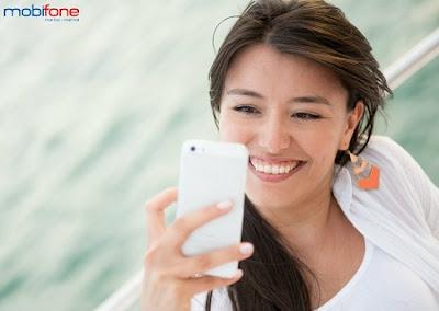 Tặng 50% giá trị thẻ nạp Mobifone ngày 24-25/12
