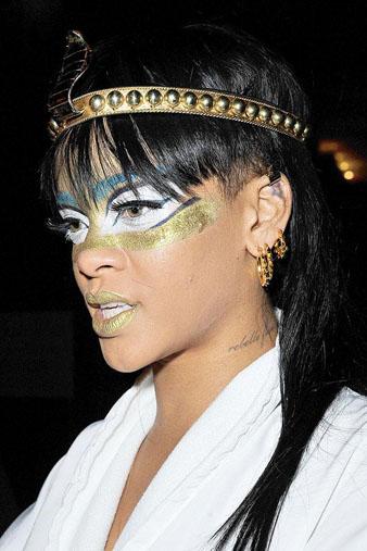 Rihanna marjinal saç modeli