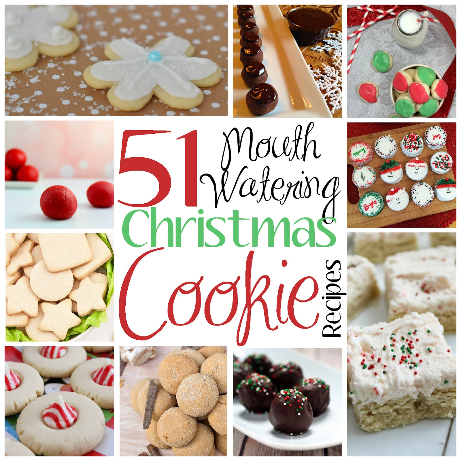 51 Mouth Watering Christmas Cookie Recipes Part 1 Mom Needs Chocolate