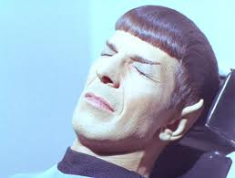 Identfied by hugh mr spock leonard nimoy in star trek quot operation