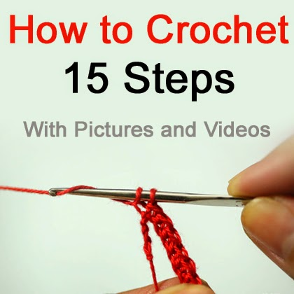 How to Crochet... 15 Steps with Pictures and Videos