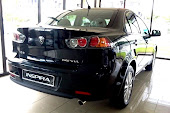 Proton Inspira 1.8 CVT T.Black