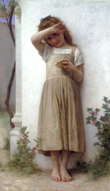 penitence,timeout, William Adolphe Bouguereau