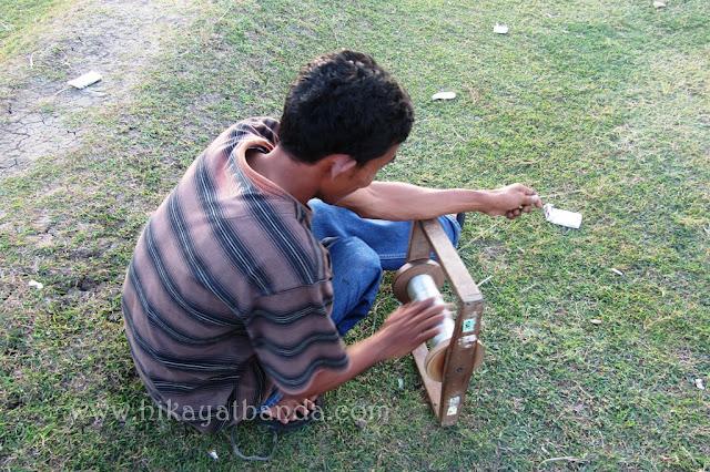 Layang Kleung, Tradisi Layang Aceh
