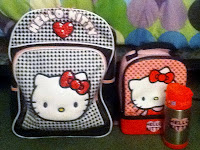 Lil Debi As Mama How-I-saved-on-back-to-school image hello kitty