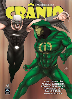 CRÂNIO N°6 (Universo Editora)