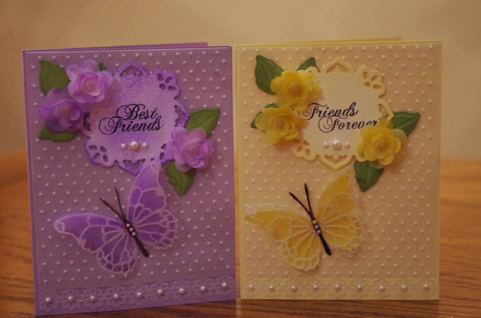 friendship cards with taryn card making scrapbooking classes