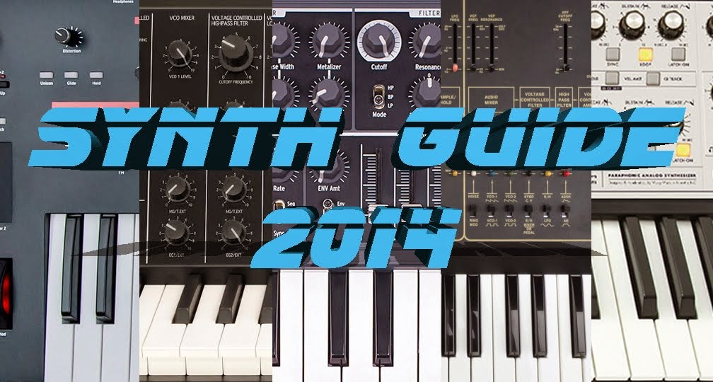 Analog Synth Guide 2014