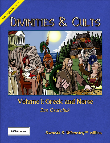 Click for Volume I (Swords & Wizardry version)