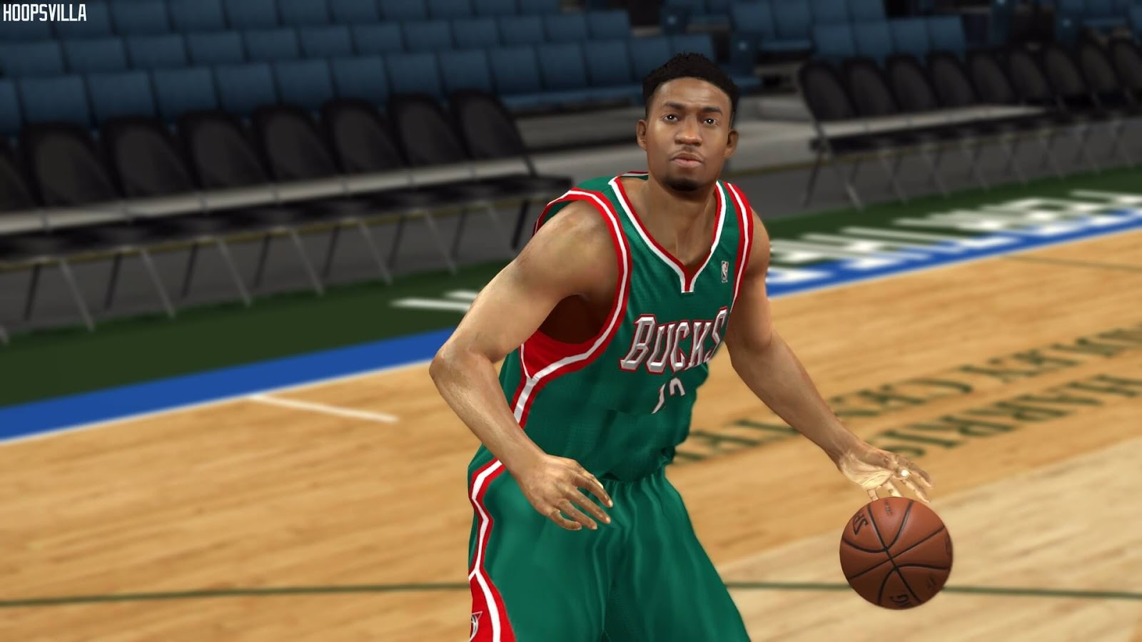 NBA 2k14 Cyberface Patch : Jabari Parker (Bucks)