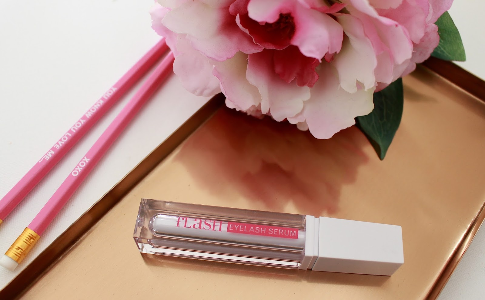 fLash Eyelash Serum Review