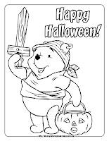 halloween pirate costume pooh
