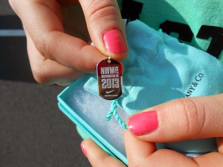 NWMDC-half-marathon-Tiffanys-bling1
