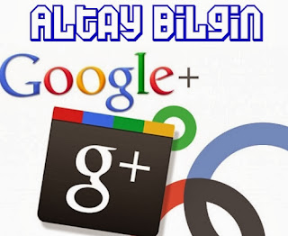 Altay Bilgin Google Plus Hesabı