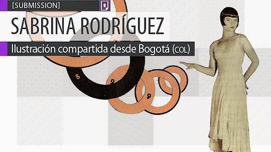 Ilustración. Target de SABRINA RODRÍGUEZ.