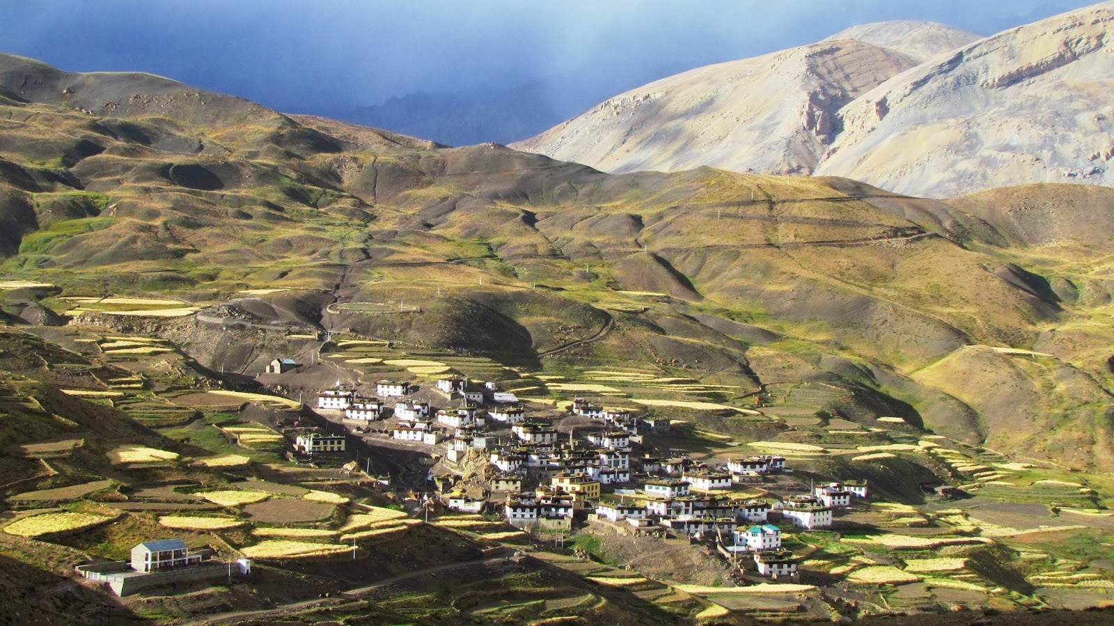 Demul village Spiti, Spiti villages, Spiti valley
