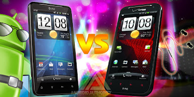 HTC Rezound dan HTC Vivid : Kecakapan Layanan 4G www.tabloidhandphone.com