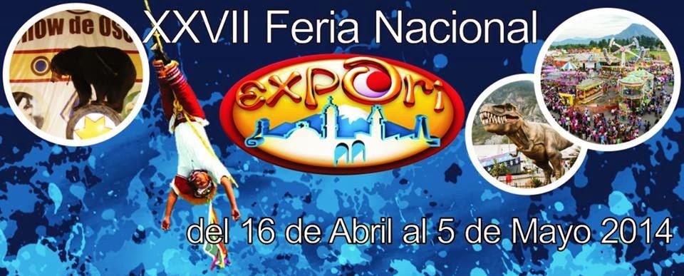 Feria expori 2014