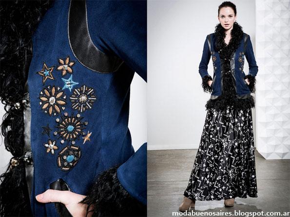 Jazmin Chebar moda invierno 2013