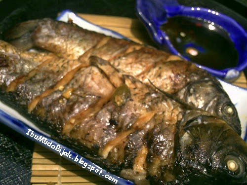 Baked fish kikkoman soy sauce japan style