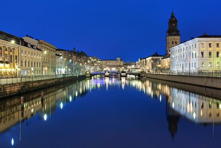 Gotemburgo, Suecia. Foto tomada de bredablickforvaltningen.se