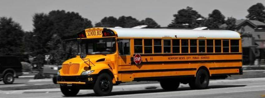 Couverture facebook transport bus